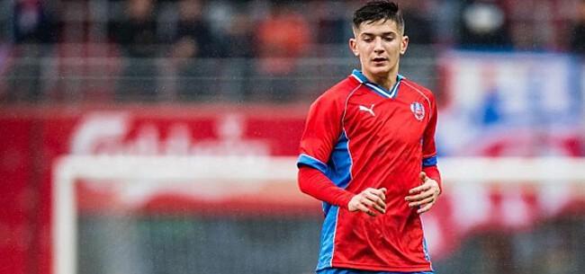 Foto: 'Anderlecht en Club dreigen naast toptalent te grijpen'
