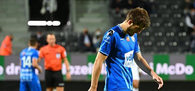 Foto: 'AA Gent vreest Chakvetadze weer even kwijt te zijn'