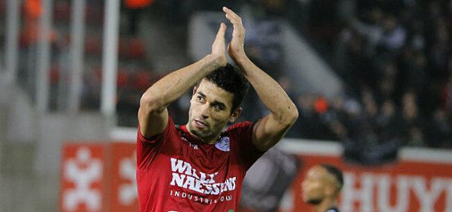 Foto: Harbaoui dringt aan op transfer, Zulte Waregem reageert