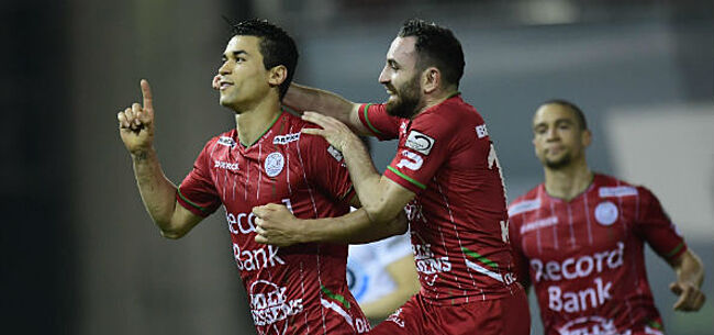 Foto: Harbaoui sluit seizoen af als topschutter Jupiler Pro League