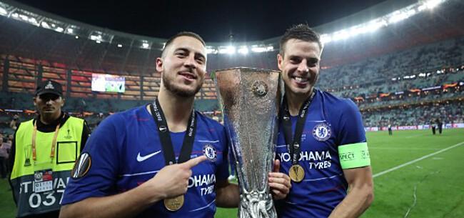 Foto: 'Hazard kan vandaag nog groen licht krijgen voor transfer naar Real Madrid'