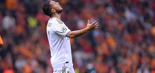 Foto: AS sabelt Hazard opnieuw neer: