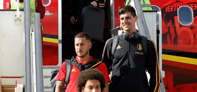 Foto: Sarri komt met update over Hazard en spreekt zich uit over Courtois