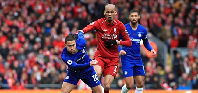Foto: 'Hazard wordt afgetroefd door Liverpool-speler als PFA Player of the Year'