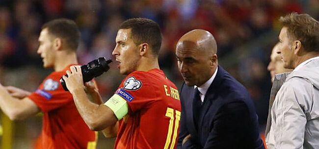 Foto: Martinez over Hazard: