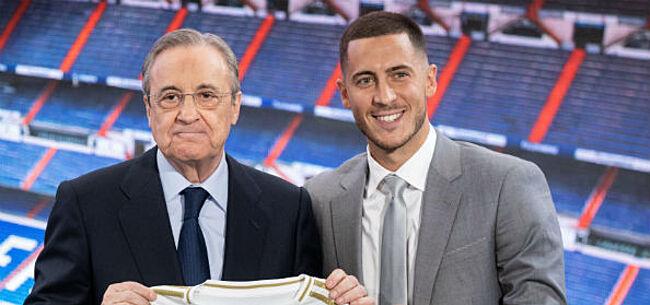 Foto: 'Salaris Hazard maakt Ramos jaloers: kapitein klaagt bij bestuur'