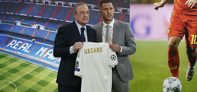 Foto: Hazard onthult merkwaardige rol Courtois in Real-transfer