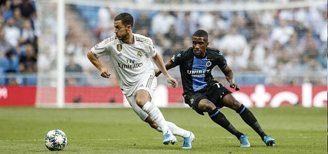 Foto: Moet Hazard nu al vrezen voor vertrek bij Real Madrid?