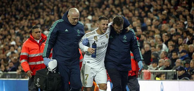 Foto: 'Blessure Hazard zet Zidane aan tot opmerkelijke beslissing'
