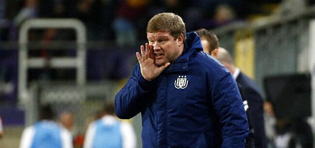 Foto: Gooit Vanhaezebrouck tegen Charleroi weer youngster voor de leeuwen?
