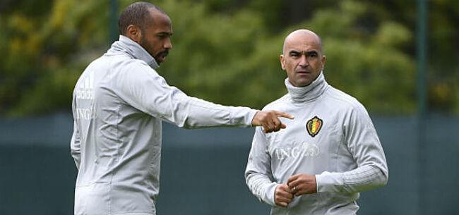 Foto: 'Martinez wil Henry terug bij Rode Duivels halen'
