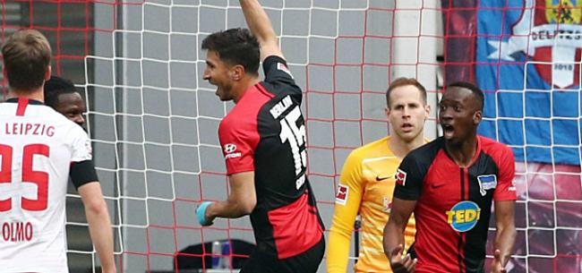 Foto: Boyata en Lukebakio brengen Bayern stap dichter bij titel