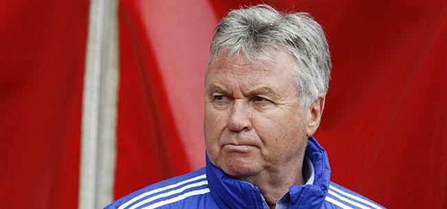 Foto: PSV verrast en haalt Guus Hiddink terug