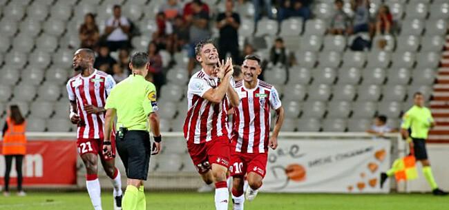 Foto: Belgische goaltjesdief solliciteert bij Standard: