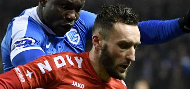 Foto: Ervaren speler van KV Kortrijk einde contract: