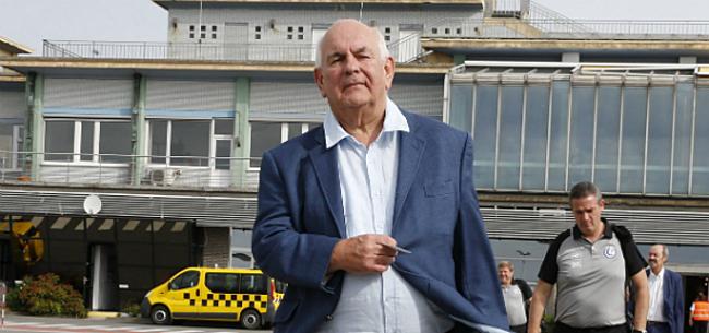 Foto: De Witte legt uit waarom AA Gent naast 3 ex-Rode Duivels greep