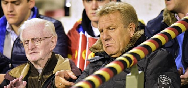 Foto: Boskamp gek van Belgische aanvaller: