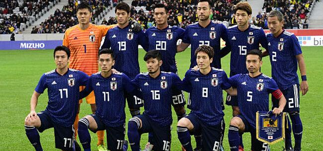 Foto: Japan: hele selectie minder waard dan Eden Hazard