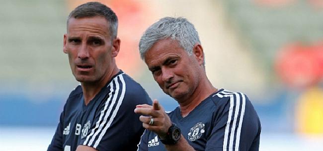 Foto: Mourinho komt met opvallende reactie op blessure Fellaini