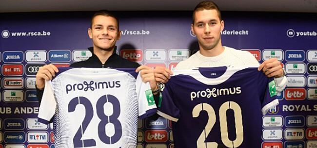 Foto: Pjaca onthult wat Ronaldo zei over Anderlecht-transfer