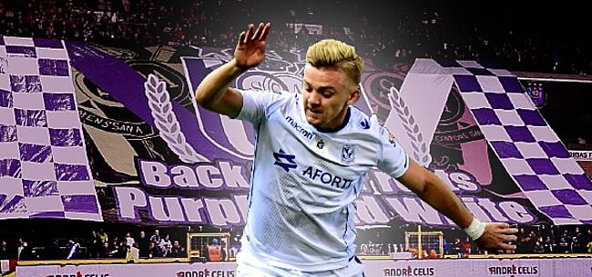 Foto: 'Slecht nieuws voor Anderlecht met het oog op Poolse winger'