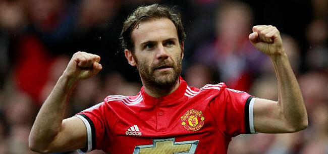 Foto: 'Juan Mata staat voor opmerkelijke Premier League-transfer'
