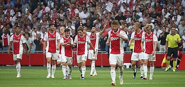 Foto: Krijgt Ajax 43 miljoen euro voor bankzitter?