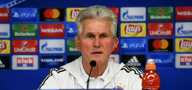Foto: Selectie Bayern topfit, luxeprobleem Heynckes