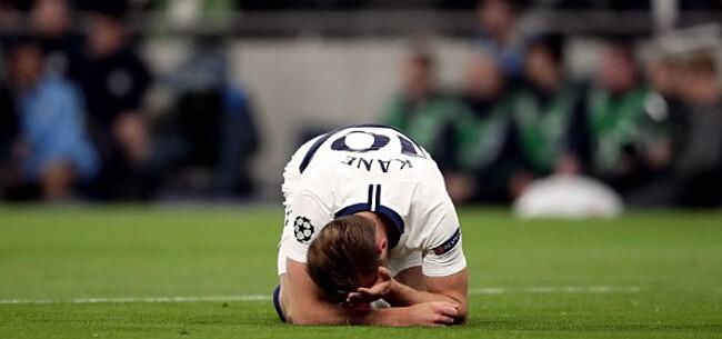 Foto: 'Spurs in de problemen: seizoen Kane nu al voorbij'