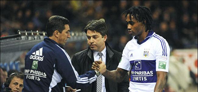 Foto: Ervaren ex-speler van Anderlecht buitenkans voor Belgische clubs