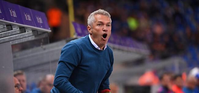 Foto: KV Oostende slikt in blessuretijd enorme opdoffer tegen weerbaar Moeskroen