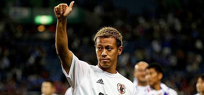 Foto: Opvallend: Japanse veteraan wil Milan en United uit crisis helpen