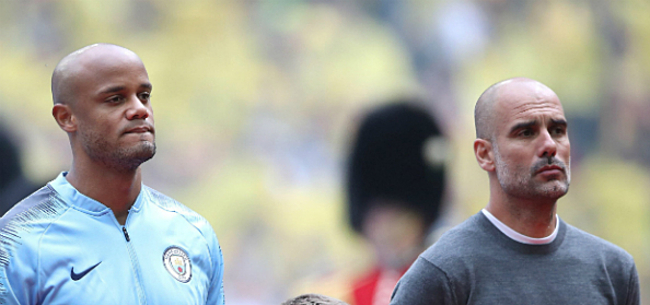 Foto: 'City kan Kompany en Anderlecht zware klap toedienen'