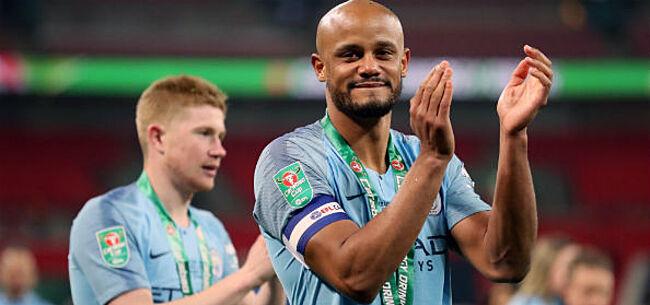 Foto: 'Kompany liet zeven clubs links liggen voor Anderlecht'