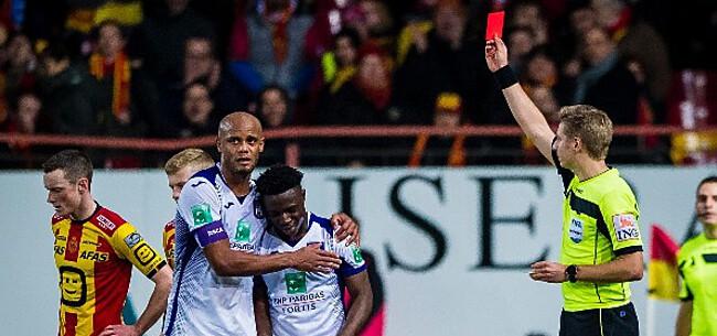 Foto: Anderlecht lijkt PO1 te mogen vergeten na pijnlijke nederlaag in Mechelen