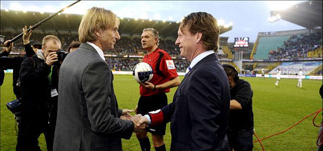 Foto: OFFICIEEL: Ex-trainer van Club Brugge gaat aan de slag in Nederland