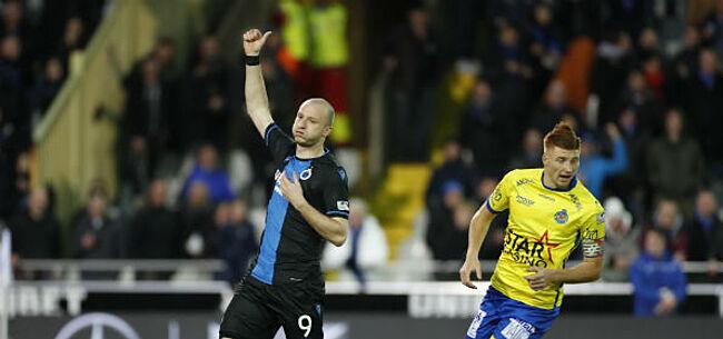 Foto: De 11 namen: Krmencik weer niet in de basis bij Club Brugge