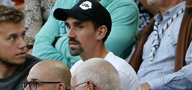 Foto: Mag Kums straks spelen tegen Anderlecht of niet?