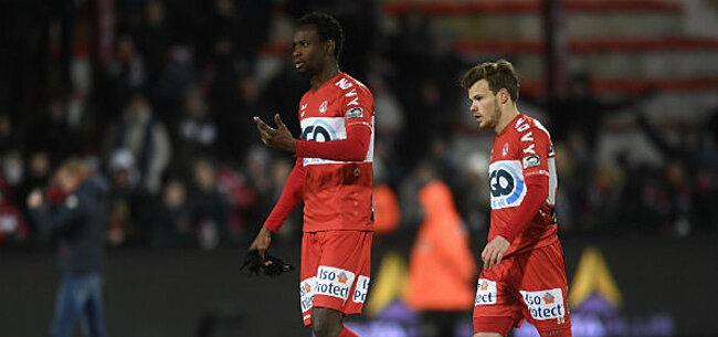 Foto: KV Kortrijk blijft achter met lege handen: