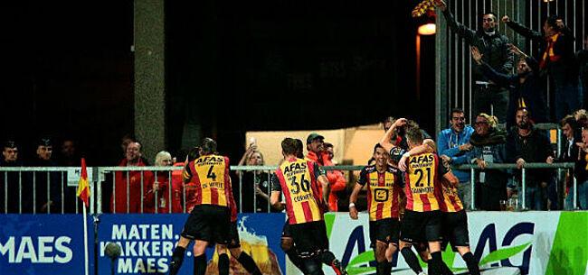 Foto: Vandenbempt stelt zich vragen bij KV Mechelen: