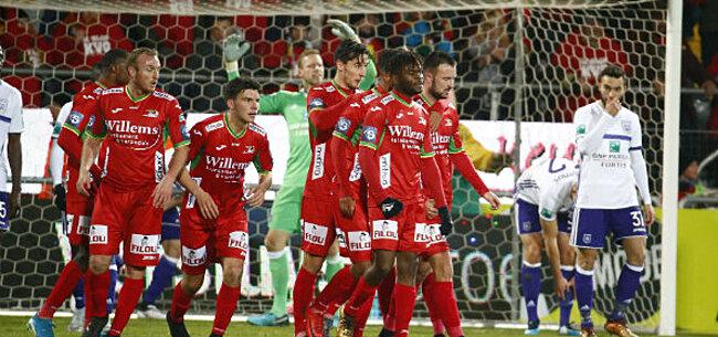 Foto: Anderlecht-fans vinden zondebok: