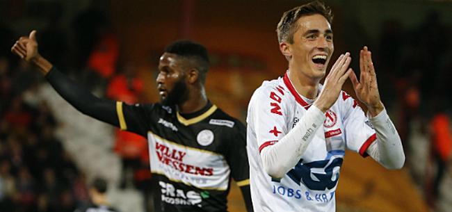 Foto: 'KV Kortrijk en Zulte Waregem strijden om verdediger'