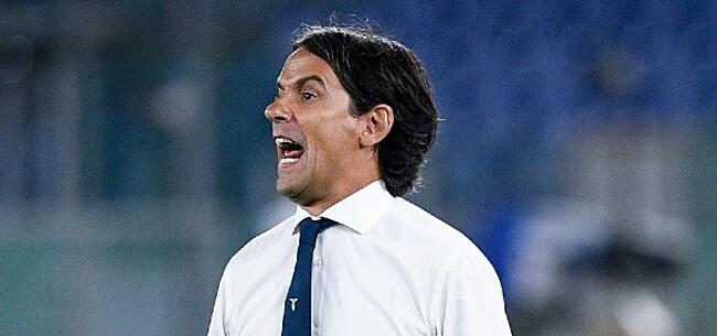 Foto: Lazio mag titel vergeten na dramatische nederlaag