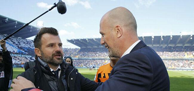 Foto: 'Clement naar Club Brugge, Leko gelinkt aan Racing Genk'