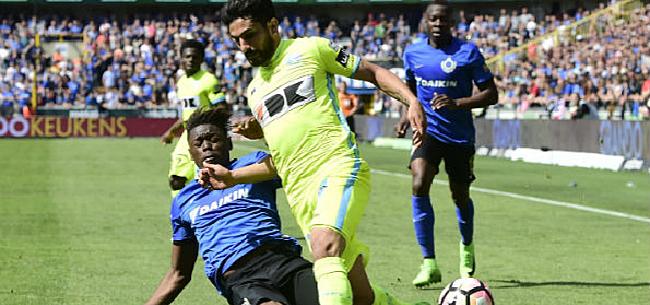 Foto: 'Anderlecht was killer van Zulte Waregem te snel af voor Saief'