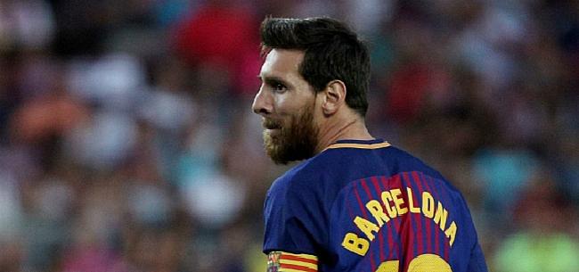 Foto: 'Messi verkiest piepjonge aanwinst boven Coutinho'