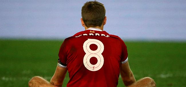 Foto: Gerrard over misselijkmakende penis-blessure: