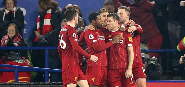 Foto: Liverpool geeft Tielemans & co pak voor de broek in PL-kraker