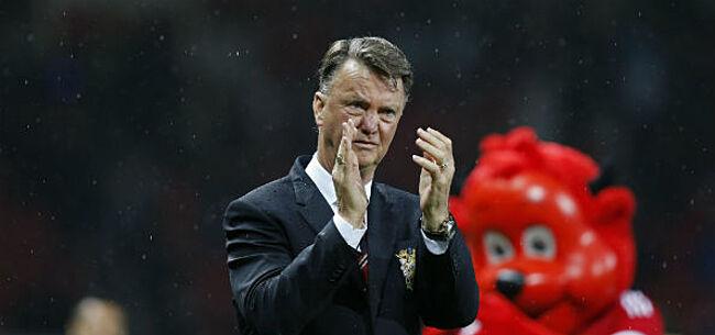 Foto: Geen Vanhaezebrouck maar wel Van Gaal als nieuwe coach?