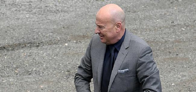Foto: Goreux reageert op mislopen van transfer naar Antwerp
